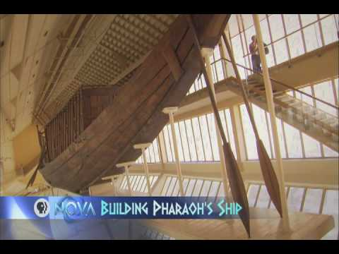 NOVA | Building Pharaoh's Ship | PBS