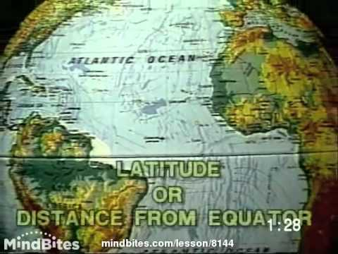 The Geography Tutor: Weather & Climate
