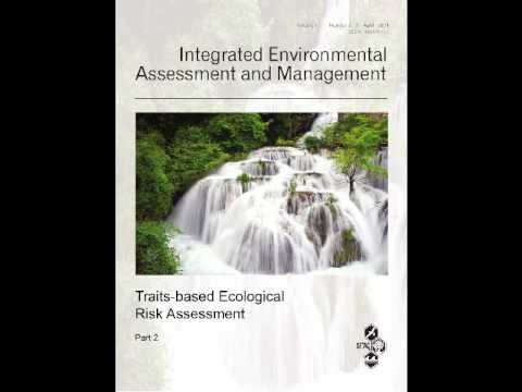 Traits-based Ecological Risk Assessment - Part2