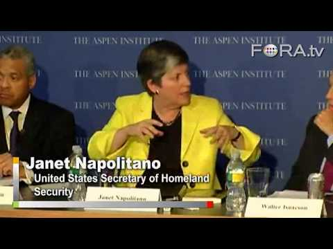 Why the DHS Focus on Swine Flu? - Janet Napolitano