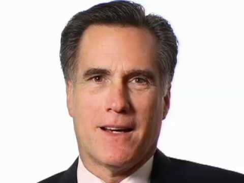 Mitt Romney: Who are you?