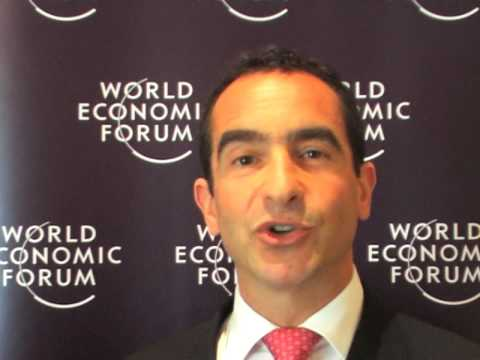 Dubai 2008 Global Agenda Summit - Michael Liebreich