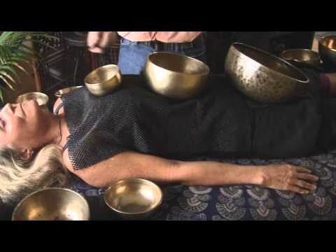 Ancient Tibetan Singing Bowls Part 2, Himalayan bowls Bill Cael