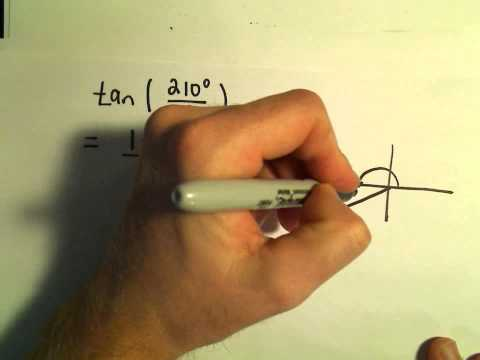 Half Angle Identities to Evaluate Trigonometric Expressions, Example 2