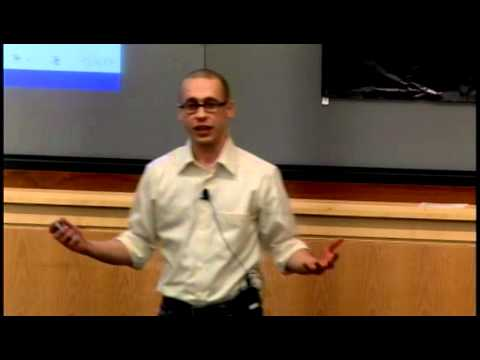 TEDxUVM 2011 - Gary Johnson - Modelling Ecosystem Services under Uncertainty with ARIES