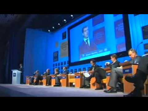 Davos Annual Meeting 2007 - Modern Russia (Government)