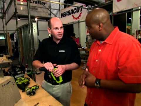 Rotary Hammer Drill-DIY