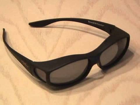 Secretly Record Anyone - Spy Sunglasses
