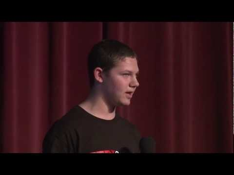 A Better Way to Study:  Jason Russack at TEDxYouth@Conejo