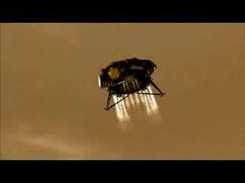 Phoenix Mars Landing: Nerves and Joy