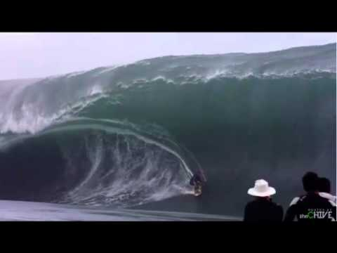 Can only a surfer know the feeling?