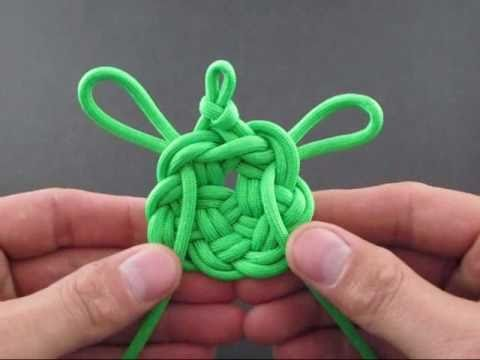 How to Make the Sea Turtle Knot by TIAT