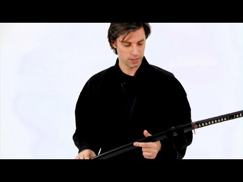 Parts of a Katana | Katana Sword Fighting