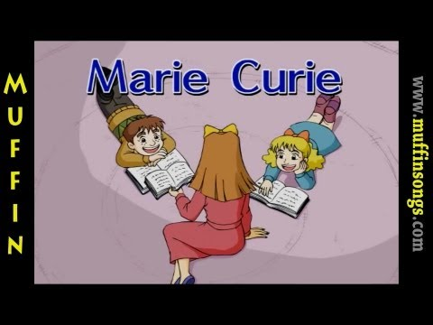 Muffin Stories - Mrs. Curie (Marie Skłodowska Curie) | Children's Tales, Stories and Fables