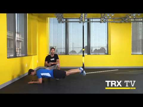Mastering The TRX Plank: TRX TV November Week 1 Movement