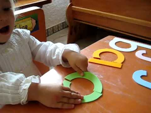 Toddler - Prewriting. Letter strokes