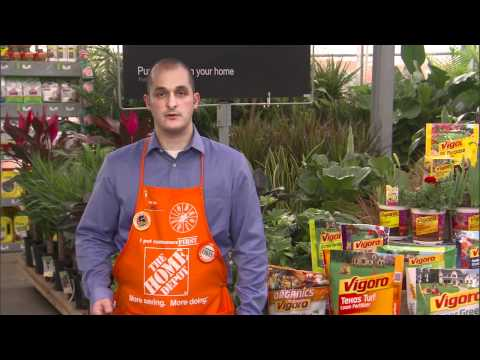 Vigoro Organic Garden & Potting Soil & Rubber Mulch