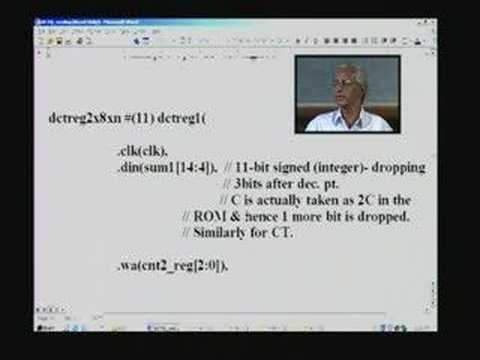 Lecture 46 - System Design Examples(Contd..)
