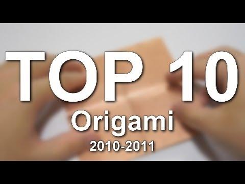 Top10 Origami 2010-2011