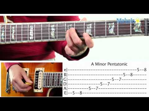 Mahalo Guitar Solo Course: Hammer On Practice