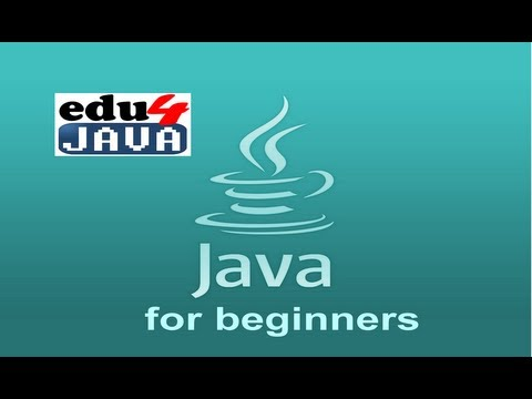 Java 2 tutorial for beginners. Data types, variables and expressions