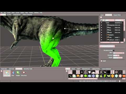 Artist Guide to Mudbox 2012 Part 16