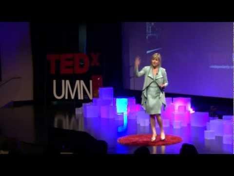 Howls of Growth: Julie Gilbert at TEDxUMN