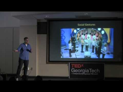 TEDxGeorgiaTech - Gil Weinberg - Towards Robotic Musicianship