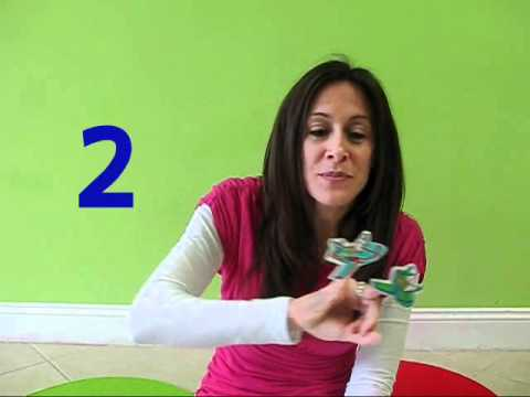 Five Little Airplanes, Counting Song for toddlers by Patty Shukla