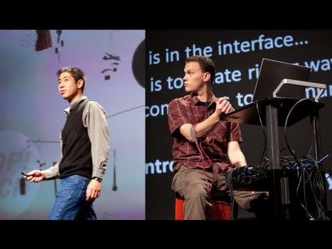 Desney Tan and Scott Saponas: Our bodies as the interface