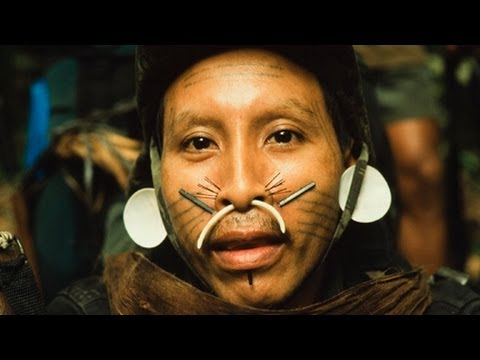 National Geographic Live! - The Unconquered: Brazil's People of the Arrow