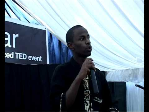 TEDxDar - Selemani Kinyunyu - Making Sense and Cents out of Climate Change