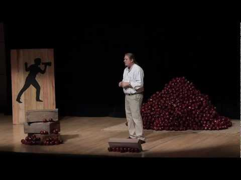 TEDxFruitvale - Tim Galarneau - Empowering College Students to Control What They Eat