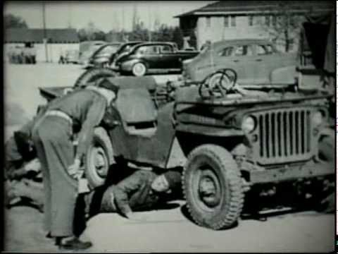 The Jeep In War And Peace