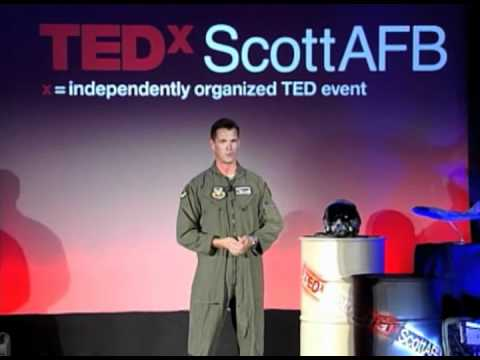 TEDxScottAFB - Mike Drowley - There Are Some Fates Worse Than Death