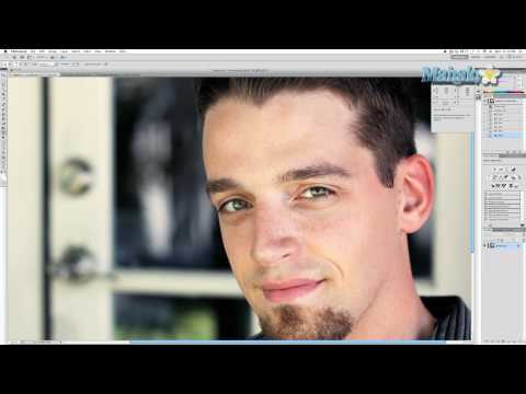 Learn Adobe Photoshop - Blur Tool
