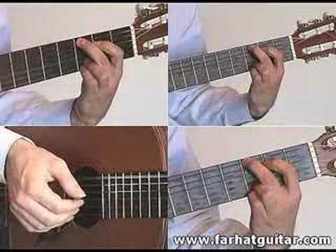 Yesterday - The Beatles Guitar Lesson part 1   farhatguitar.com