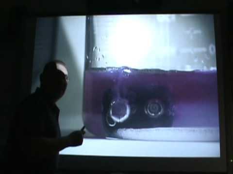 Chemistry Tutorial 12.3d:  Electrolysis Demonstration