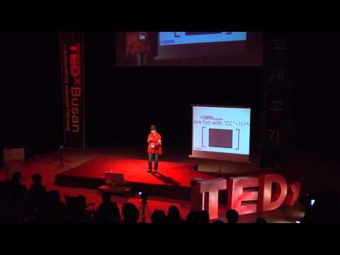 TEDxBusan - ChangNamHee - Pleasure from CREATIVE COMMONS