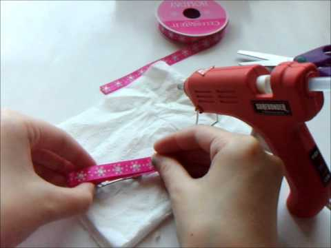 How to Make Accessories: Ribbon Bow Barrette