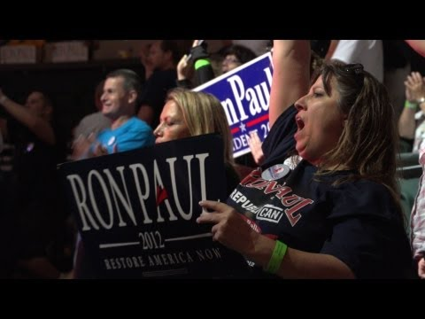 Liberty Supporters Rock on at Paul's Last Rally