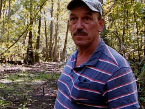Swamp People - Troy the Swamp Logger