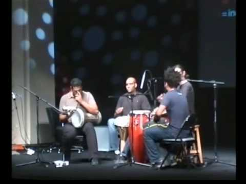 TEDxCairo - The Percussion Show - Drum Circle