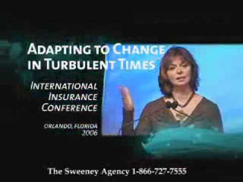 Kathy Cleveland Bull - Speaker on Change