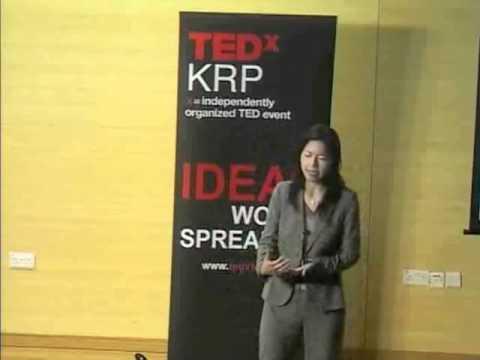 TEDxKRP - Vivian Claire Liu - Be the change you want