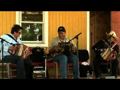 Three Accordionists (from Smithsonian Folklife Festival 2008)