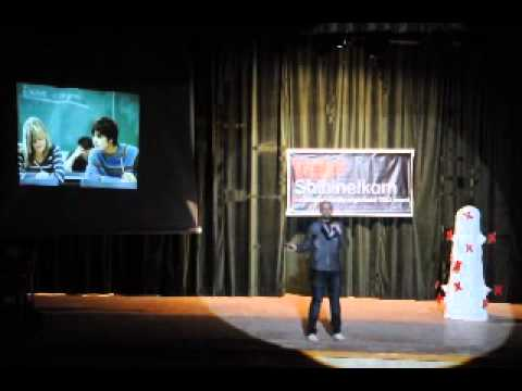TEDxShibinelkom-beshoy- The evil object inside you Talk