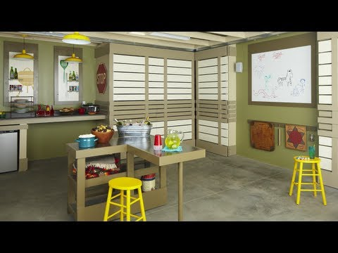 The Ultimate Garage Makeover