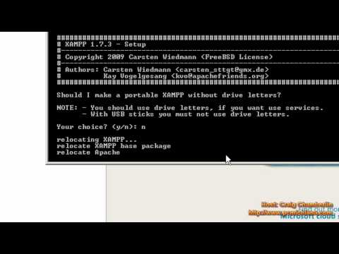 How To Install, Setup and Test XAMPP Web Server - Ep. 5