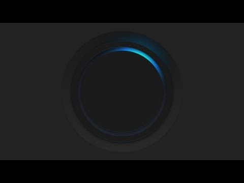 Animated Glowing Button in Photoshop CS6